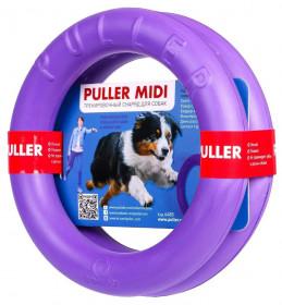 6492 PULLER Тренировочный снаряд для животных ПУЛЛЕР Миди, диаметр 20 см