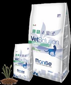 Monge VetSolution Cat Diabetic диета для кошек Диабетик
