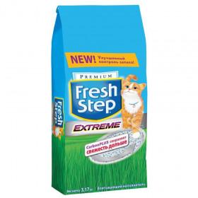 FRESH STEP EXTREME наполнитель впитывающий 3,17 кг ( 6л)