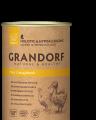 Влажный корм GRANDORF Утка c Индейкой для взрослых собак от 1 года, 400г