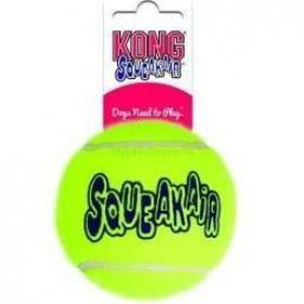 """Kong Игрушка для собак Air """"Теннисный мяч"""" большой 8 см AST1B"""