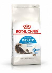 Корм для кошек Royal Canin Indoor Long Hair 35