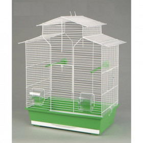 P010 Клетка для птиц IZA II 510X300X605