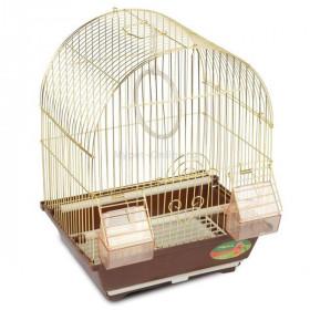 Клетка  для птиц, золото, 300*230*390мм 2100AG
