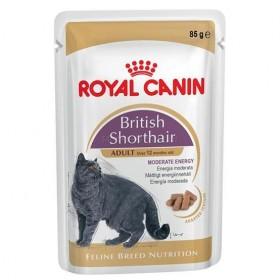 Корм для кошек Royal Canin British Shorthair, 85 г