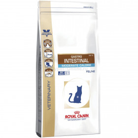 Корм для кошек Royal Canin Gastro Intestinal Moderate Calorie