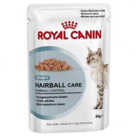 Корм для кошек Royal Canin Hairball Care вывод шерсти, 85 г