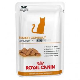 Корм для кошек Royal Canin Senior Consult Stage 1, 100 г
