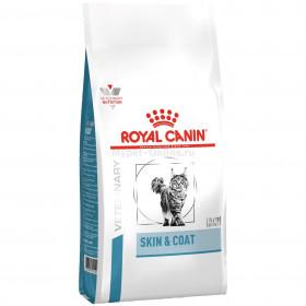 Корм для кошек Royal Canin Skin & Coat
