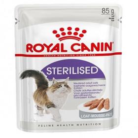 Корм для кошек Royal Canin Sterilised паштет, 85 г