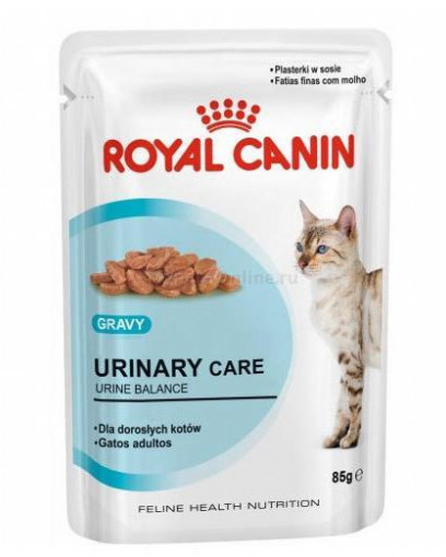 Корм для кошек Royal Canin Urinary Care, 85 г