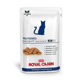 Корм для кошек Royal Canin VCN Neutered Weight Balance, 100 г