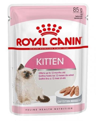 Корм для котят Royal Canin Kitten, 85 г