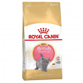 Корм для котят Royal Canin Kitten British Shorthair британских короткошерстных