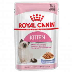 Корм для котят Royal Canin Kitten Jelly, 85 г