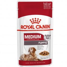 Корм для собак Royal Canin Medium Ageing 10+, 140 г