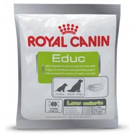 Лакомство Royal Canin RC Educ, обучение, дрессировка щенков от 2 мес и взрослых собак, 50гр