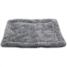 """TRIOL Лежак-матрас """"Сказочный лес"""", серый, размер S, 700х470мм"""