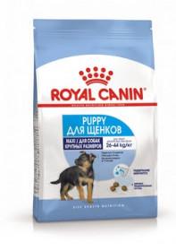 Корм для щенков Royal Canin Maxi Puppy, до 15 месяцев