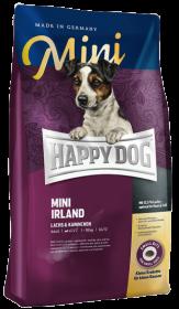 Happy Dog Mini Irland сухой корм для собак мелких пород, с лососем и кроликом
