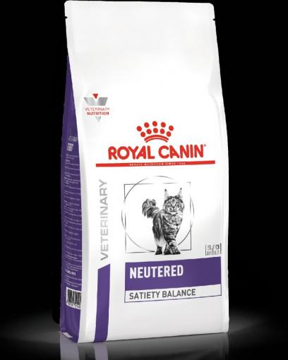 Корм Royal Canin Neutered Satiety Balance