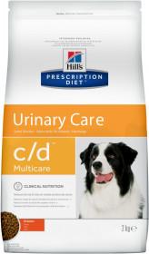 Hill's Prescription Diet C/D Multicare Urinary Care корм для собак