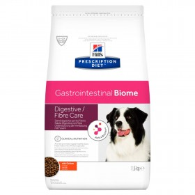 Hill's Prescription Diet Gastrointestinal Biome сухой корм для собак, расстройства пищеварения и забота о микробиоме кишечника, c курицей