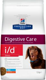 Hill's Prescription Diet I/D Stress Mini Digestive Care сухой корм для собак мелких пород