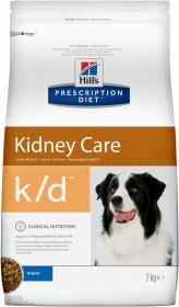 Hill's Prescription Diet K/D Kidney Care сухой корм для собак