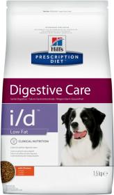 Hill's Prescription Diet I/d Low Fat Digestive Care сухой корм для собак