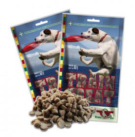 Грин Кьюзин  ДРЕССУРА №2 , лакомство для собак , индейка с треской ,50гр