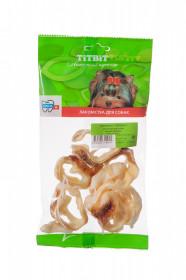 Tit Bit Ракушки говяжьи , мягкая упаковка 319915