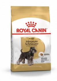 Корм для собак Royal Canin Miniature Schnauzer Adult, с 10 месяцев, 7,5 кг