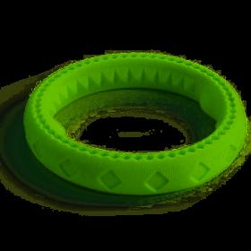"""TRIOL (ТРИОЛ) Игрушка для собак из термопласт. резины """"Кольцо"""" (серия Aroma), d240мм"""