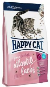 Happy Cat Kitten Sterilised сухой корм для стерилизованных котят с 6 до 12 месяцев, с антлантическим лососем
