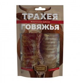 ДЕРЕВЕНСКИЕ ЛАКОМСТВА классические рецепты трахея говяжья жевательные трубочки, 50г