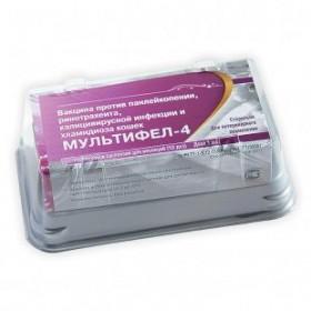 Мультифел-4 вакцина для кошек