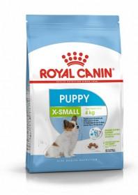 Корм для щенков Royal Canin X-Small Puppy, до 10 месяцев, до 4кг