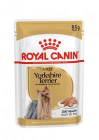 Корм для собак Royal Canin Yorkshire Terrier с 10 месяцев, 85 г